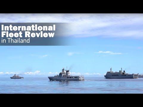 international fleet review in thailand