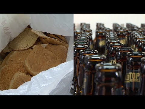 waste fight brits turn bread into beer