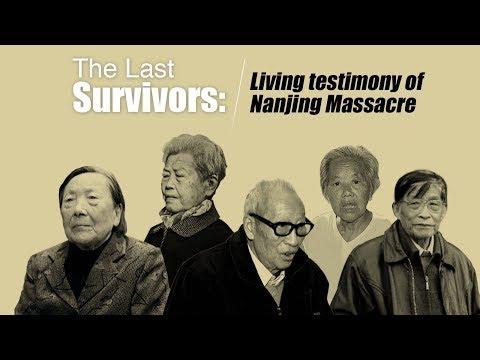 living testimony of nanjing massacre
