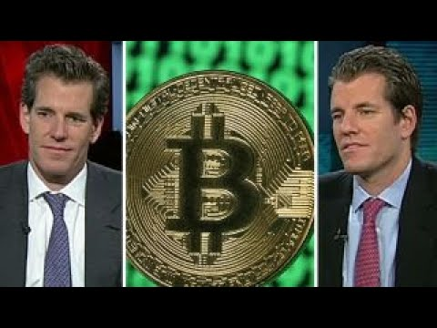 the winklevoss twins talk bitcoin