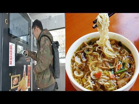 noodles vending machines a substitute for restaurants