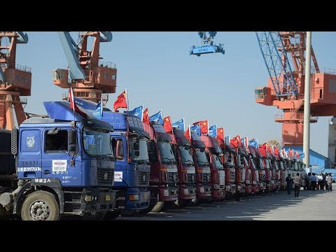 pakistan to officially launch cpec long