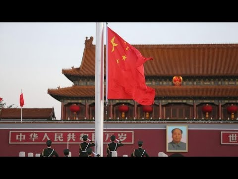 chinese pla to take on flag raising ceremony