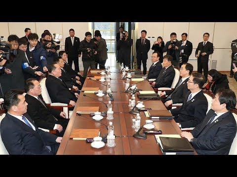 dprk to send delegation to pyeongchang