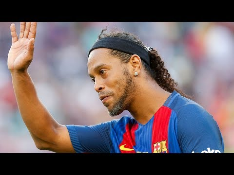 ronaldinho officially retires from football