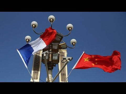 president xi address after chinafrance bilateral