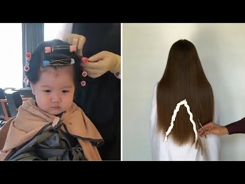viral hair and hairstyle hacks on instagram