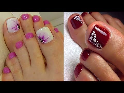 top 48 nail art designs compilation