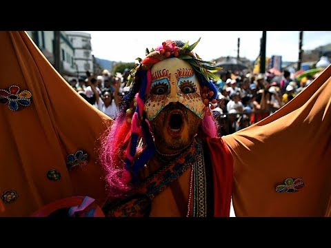 colorful celebration of colombia's blacks and whites