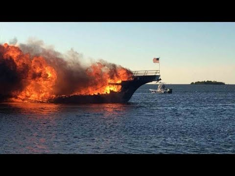 woman dies after port richey casino boat fire forces dozens