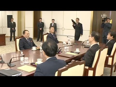 dprk and rok agree on joint entrance and unified