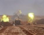 الدفاعات الجوية السورية تتصدى لصواريخ معادية في سماء الدفاعات الجوية السورية تتصدى