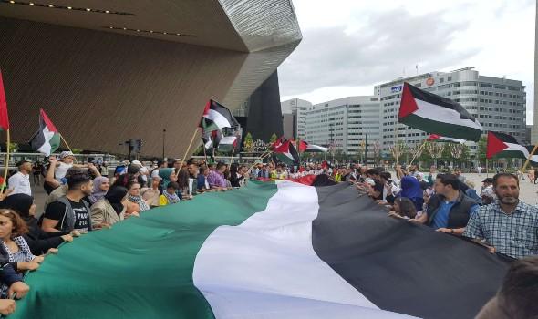 الفصائل تدين اللقاء التطبيعي بمقر منظمة التحرير الفلسطينية في رام الله