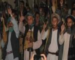 مظاهرات في كابول دعما للمعارضة في بنجشير ومنددة بالتدخل الباكستاني وسط إطلاق