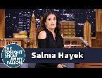 مصر اليوم - سلمى حايك تكشف حقيقة خيانة زوجها لها