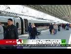 مصر اليوم - شاهد سبسان أسرع القطارات في روسيا