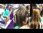 مصر اليوم - شاهد مريم حسين تركب إكستنشن شعر