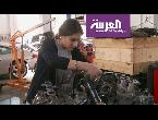 شاهد ميكانيكية لبنانية عمرها 22 عامًا