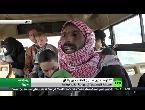 شاهد فتح ممرين إنسانيين لخروج المدنيين في ريفي حلب وإدلب