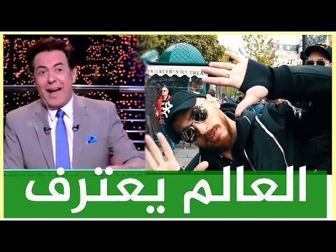 مصر اليوم - شاهد خيري رمضان يتحدث عن إطلاق سراح سعد لمجرد