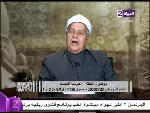 مصر اليوم - الشيخ محمود عاشور يكشف عن مدى حزنه على حادث الكنيسة