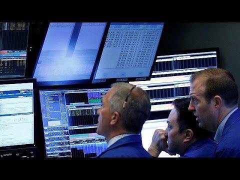 مصر اليوم - بالفيديو السوق الفرنسية تشهد أفضل يوم للتداولات في شهر وارتفاع أسهمها 168