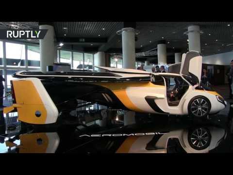 مصر اليوم - بالفيديو سيارة طائرة بمليون دولار تحتاج إلى مدرج للاقلاع