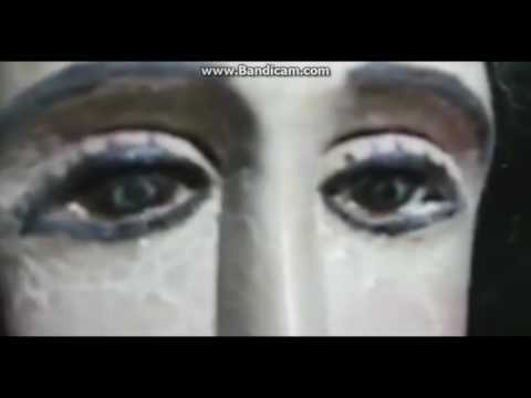 مصر اليوم - تمثال مريم العذراء يبكي ويتسبب في صدمة الناس