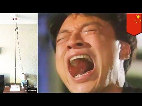 مصر اليوم - بالفيديو رجل صيني يحوّل حياة جيرانه المزعجين إلى كابوس