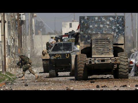 مصر اليوم - عملية عسكرية لتحرير قضاء الحضر في الموصل