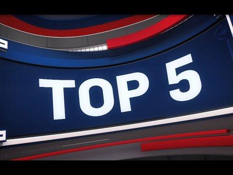 مصر اليوم - بالفيديو أبرز 5 كرات في دوري السلة الأميركي لليلة الأربعاء