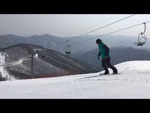 مصر اليوم - شاهد رواد التزلج قلة في كوريا الشمالية