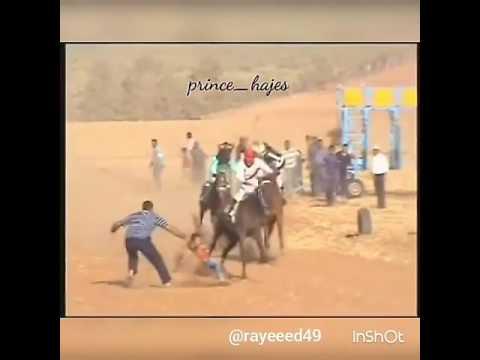 مصر اليوم - بالفيديو لحظة إنقاذ سعودي لطفل من الدهس تحت أقدام حصان