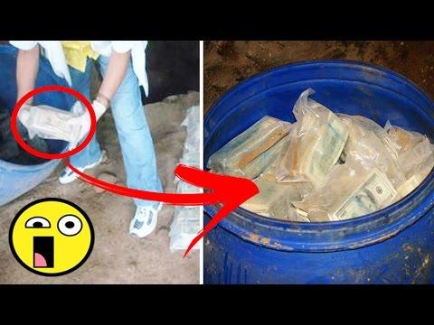 مصر اليوم - بالفيديو  7 أشخاص عثروا على كنوز حقيقية بمحض الصدفة
