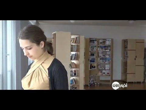 مصر اليوم - بالفيديو هانا ناشطة ألمانية تساعد اللاجئين السوريين