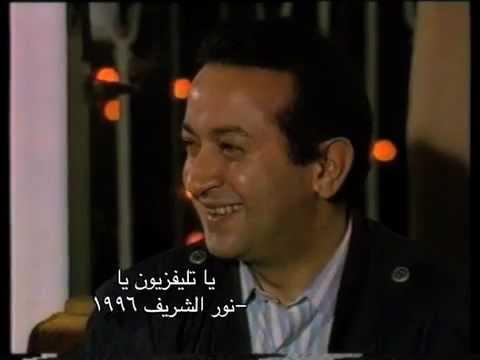مصر اليوم - بالفيديو نور الشريف يكشف عن أسراره في يا تليفزيون يا