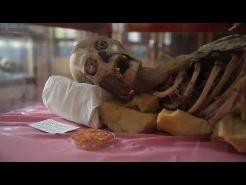 مصر اليوم - شاهد علماء آثار يجتهدون للحفاظ على مومياوات نادرة في اليمن