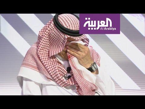 مصر اليوم - محمد التونسي يبكي تركي السديري على الهواء