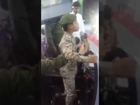 مصر اليوم - شاهد لحظة سقوط طفل مغشيًا عليه