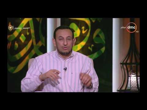 مصر اليوم - شاهد  خالد الجندي يوضح كيفية دخول الجنة عن طريق الفيسبوك