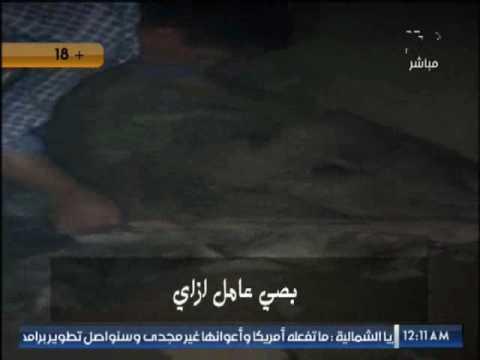 مصر اليوم - شاهد المذيعة شيماء جمال تخرج جثة متحلّلة من  المقبرة