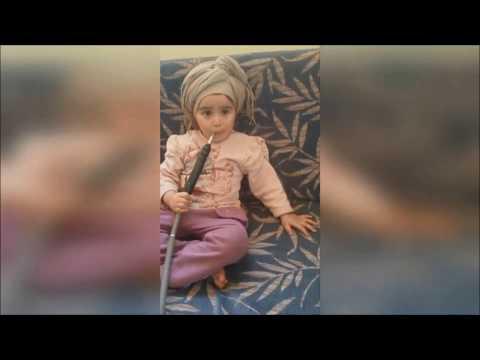 مصر اليوم - شاهد طفلة عربية صغيرة تدخن النارجيلة