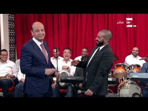 مصر اليوم - شاهد عمرو أديب ينقّط أحمد سعد على الهواء بـ 255 جنيهًا