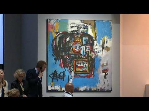 مصر اليوم - شاهد بيع لوحة للرسام الأميركي الراحل باسكيا بـ110 ملايين دولار