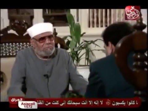 مصر اليوم - شاهد الشيخ الشعراوي يؤكّد عدم مشروعية استخدام مكبرات الصوت في المساجد