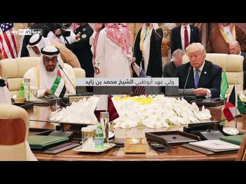 مصر اليوم - شاهد محمد بن زايد يوضح طبيعة العلاقة الاستراتيجية بين دول التعاون والولايات المتحدة