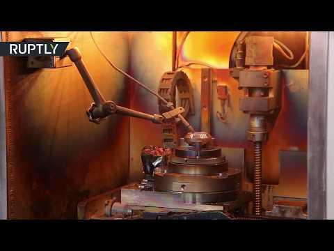 مصر اليوم - شاهد علماء من تومسك يعرضون طبابة ثلاثية الأبعاد يمكن استخدامها في الفضاء