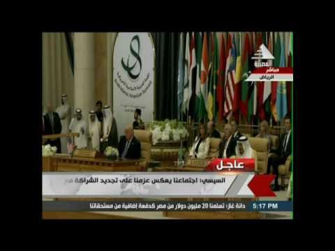 مصر اليوم - بالفيديو الرئيس السيسي يقصف جبهة المتورطين بدعم الإرهاب