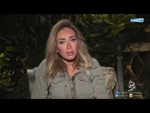 مصر اليوم - شاهد ريم البارودي تكشف تفاصيل العلاقة التي ربطتها بالفنان أحمد سعد