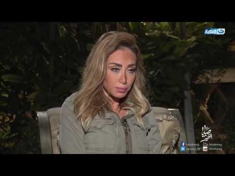 مصر اليوم - بالفيديو  ريم البارودي تكشف عن مفاجأة في علاقة سمية الخشاب بأحمد سعد